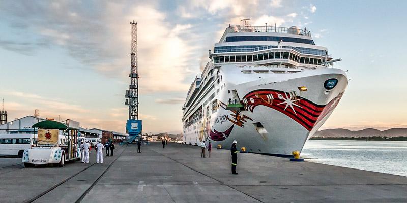 Cruceros en Mazatlán