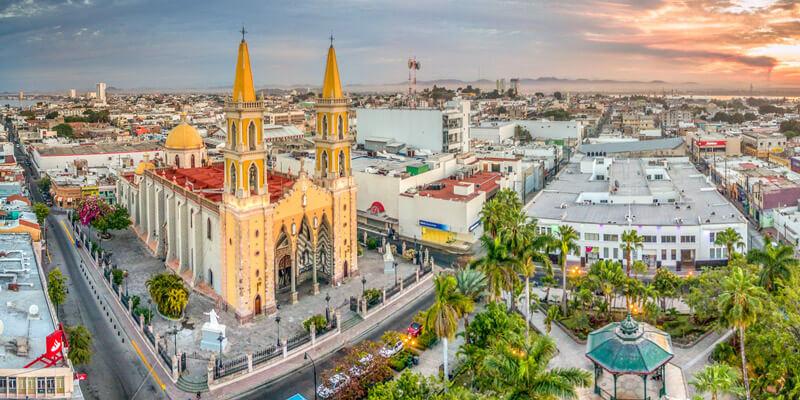 Catedral Basílica de Mazatlán – Ubicación e Información