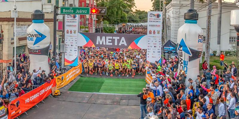 Maratón de Culiacán