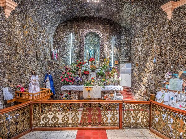 Templo del Señor de Villaseca de Cata
