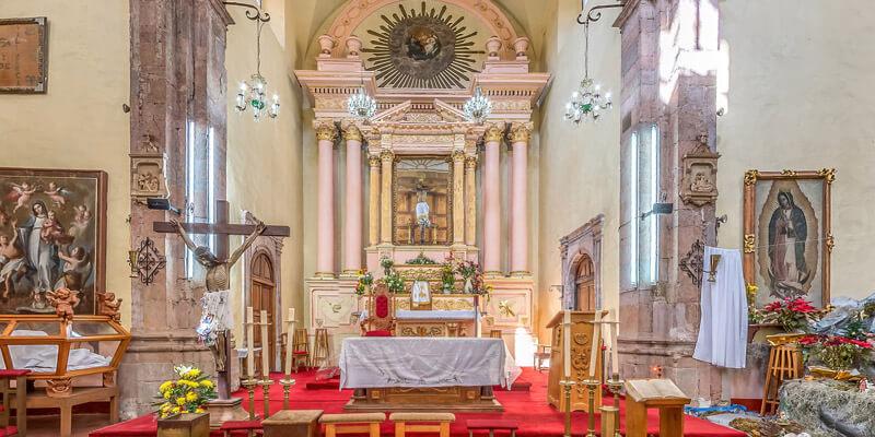 Iglesia del Señor de Villaseca de Cata