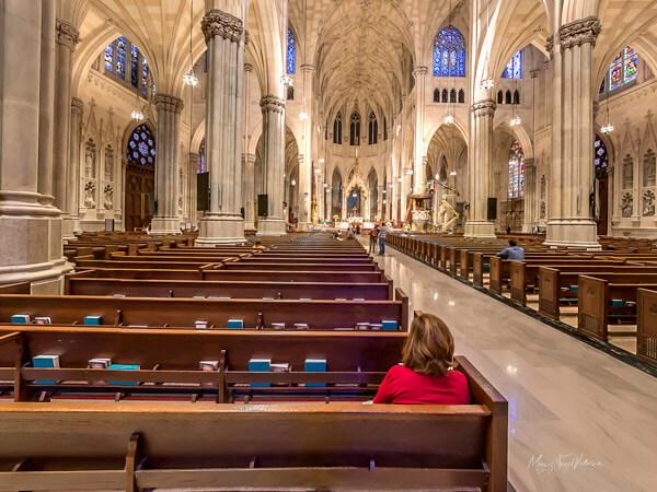 Altar de la Catedral de San Patricio