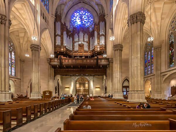Organo de la Catedral de San Patricio