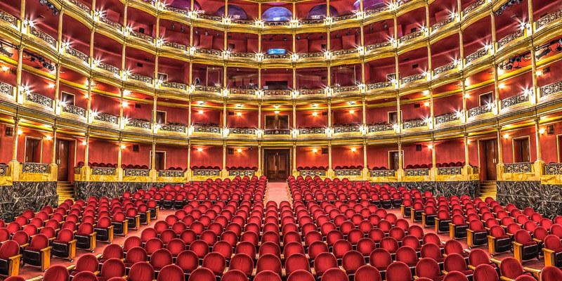 Teatro Degollado en Guadalajara Historia y Ubicación