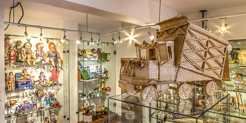 Museo del Juguete Popular Mexicano