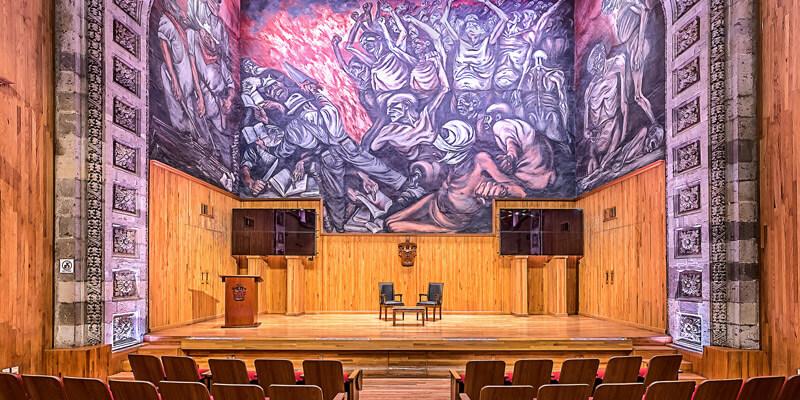 Museo de las Artes en Guadalajara