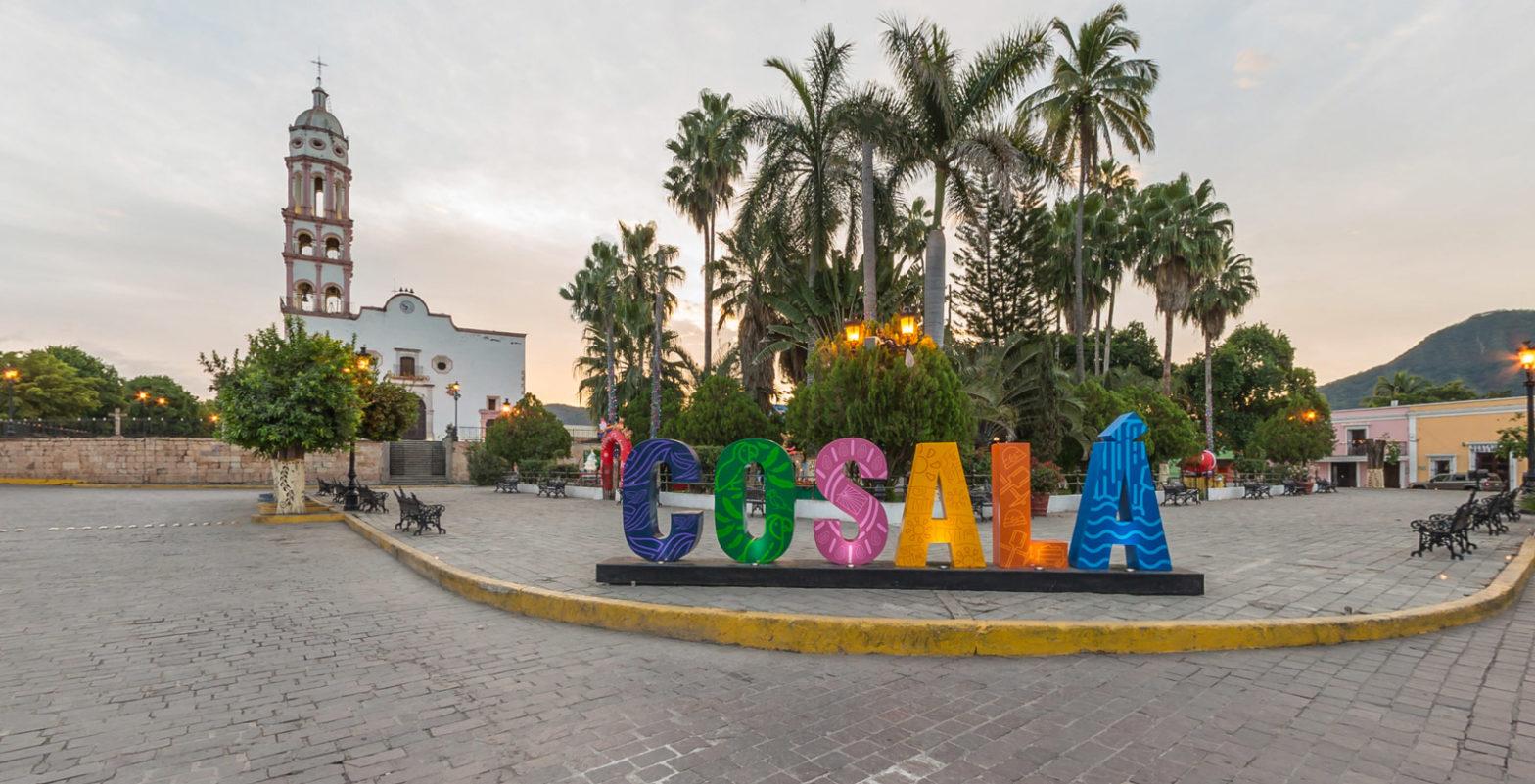 Plazuela Cosalá